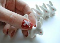 unhas de porcelana decoradas